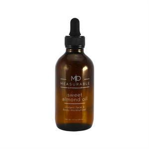 Sweet Almond Oil Instant Face & Body Moisturizer