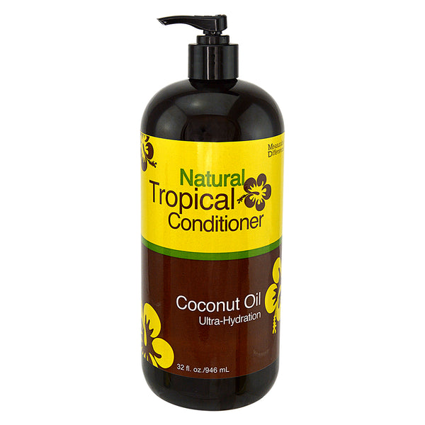 Natural Tropical Coconut Oil Conditioner