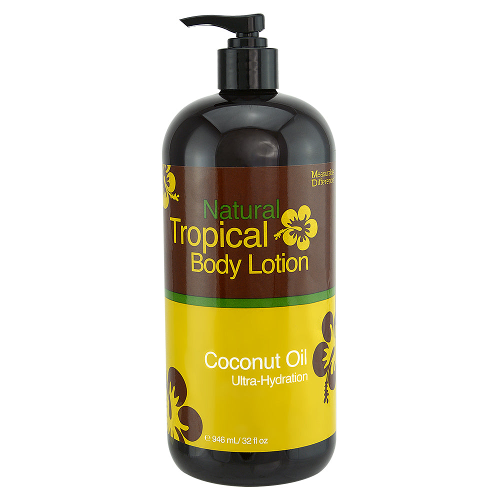 Natural Tropical Coconut Oil Body Lotion
