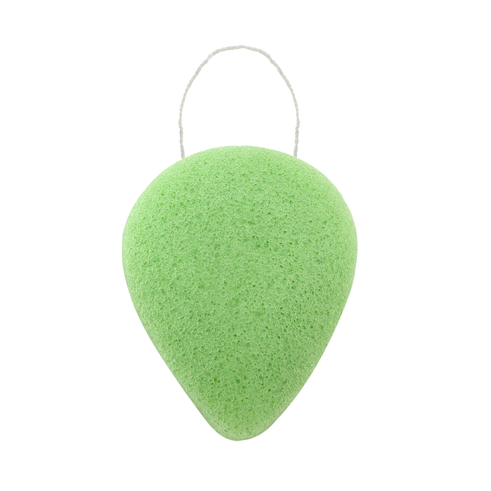 Natural Green Tea Konjac Cleansing Sponge