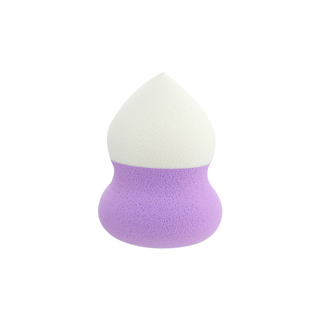 Purple + White Makeup Sponge Applicator