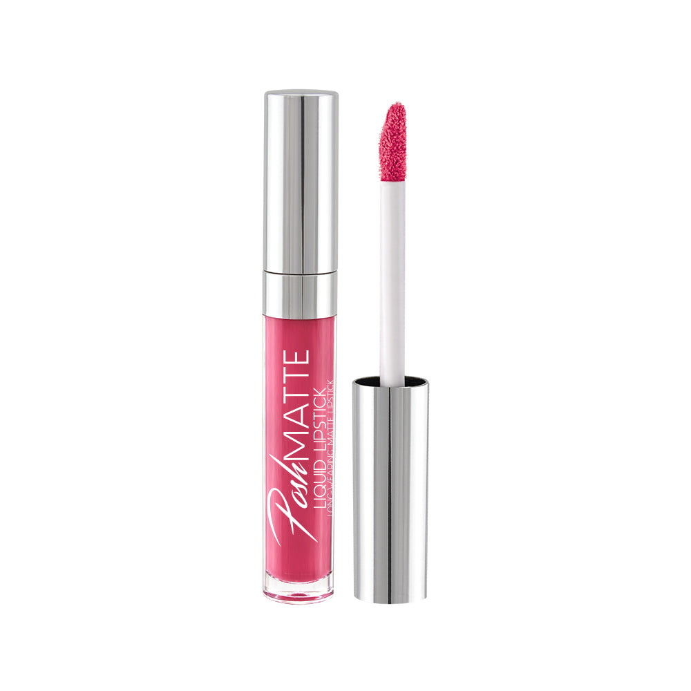 Posh Matte Liquid Lipstick Rose