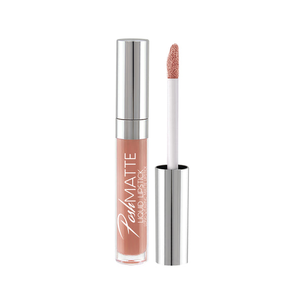 Posh Matte Liquid Lipstick Nudist