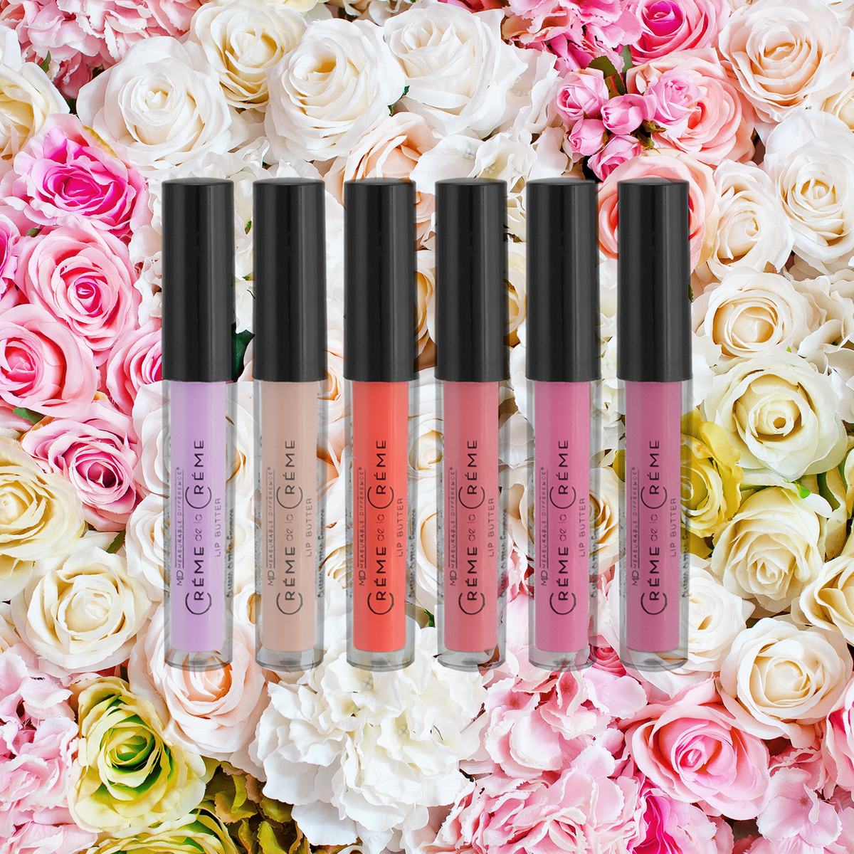 12pc Lip Gloss Matte Crémé De La Crémé Dulce Bundle