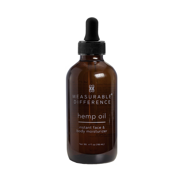 Hemp Oil Instant Face & Body Moisturizer