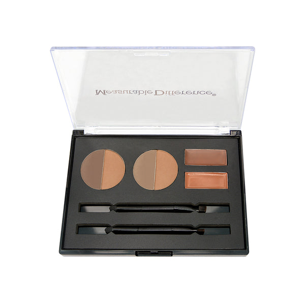 Light Medium Eyebrow Framing Kit