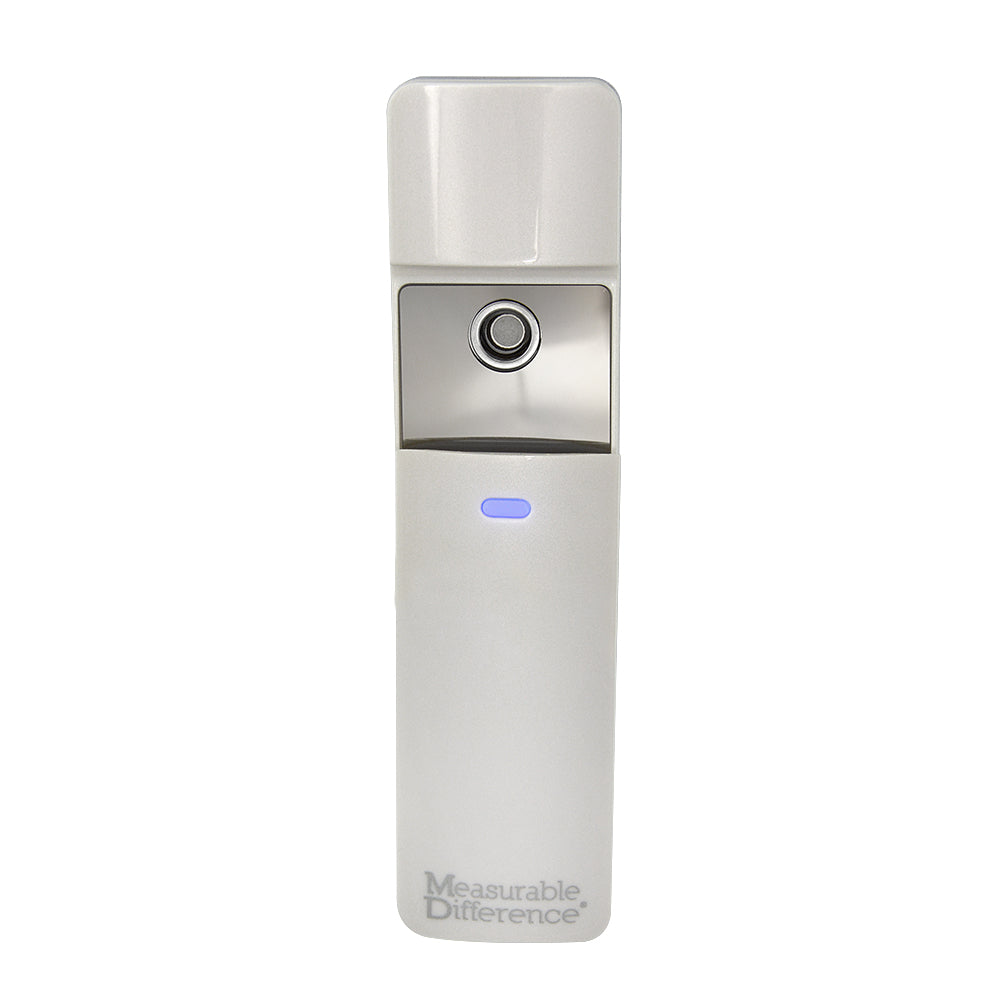 Measurable Difference Facial Nano-Steamer