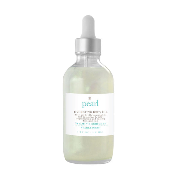 Pearlescent Hydrating Body Oil