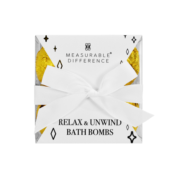 4PC Relax & Rewind Bath Bombs