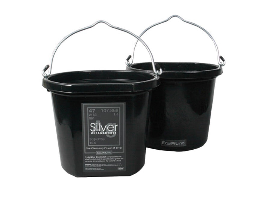 AG Silver Clean Bucket