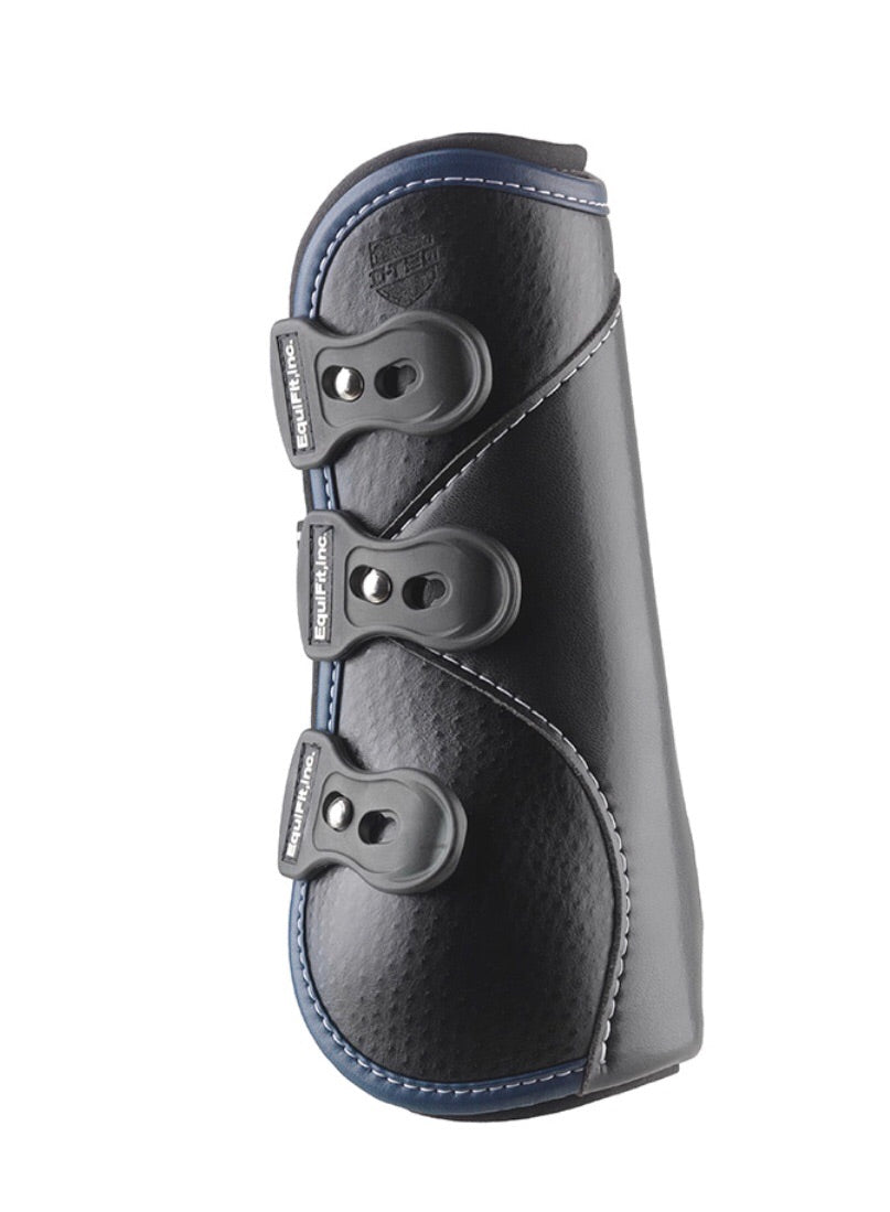 Equifit D-Teq Boots with Color Binding