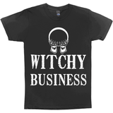 Witchy Business Message T-shirt - Unisex