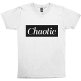 Chaotic Contrast T-shirt - Unisex