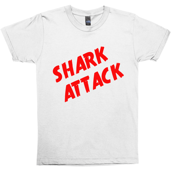 Shark Attack T-shirt - Unisex