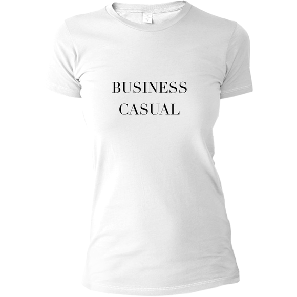Business Casual T-shirt - Women