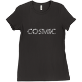 Cosmic Message T-shirt - Women