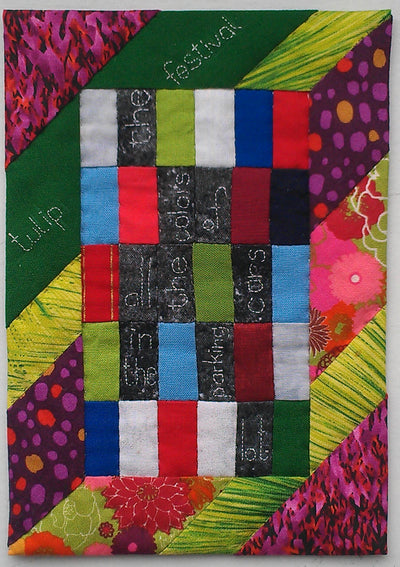 Haiku Quilt = Haikuilt RaNae Merrill Quilt Design Awesome What's The Pattern Of A Haiku