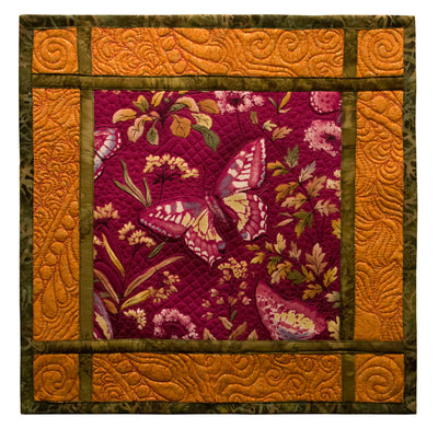 Free-Motion Mastery in a Month: The Simple, Step-by-Step Learning System for Machine Quilting Success! (One-day or Multi-day Workshop)