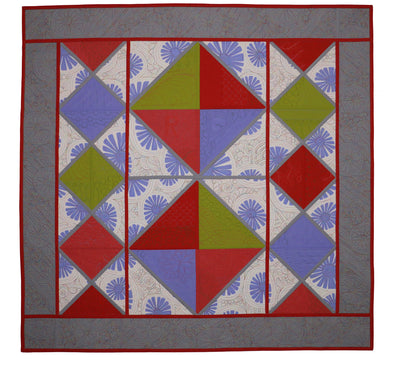 Free-Motion Mastery in a Month: The Simple, Step-by-Step Learning System for Machine Quilting Success! (One-day Workshop)