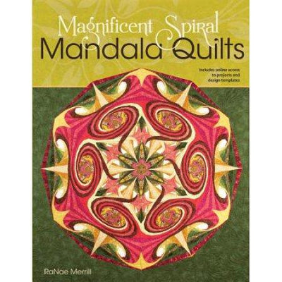 Magnificent Spiral Mandala Workshop (2 or more days)