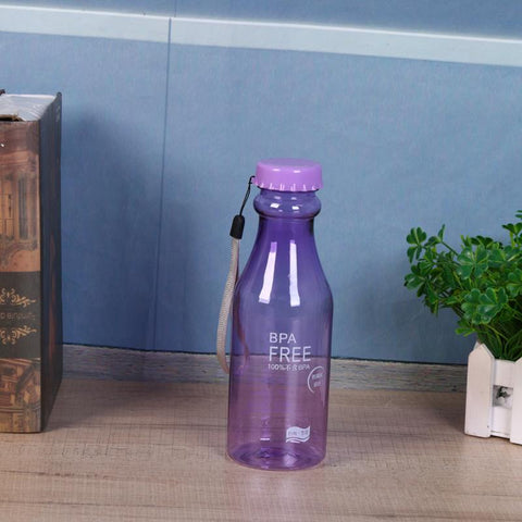550ml Leak-Proof  Water Bottle