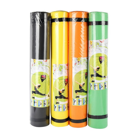 6MM EVA Yoga Mats Anti-slip 4 Colors