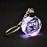 Multicolor Mini BTS Key Chain Bomb - theidolshop