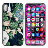 NEW BTS Transparent Soft Case Covers for iPhone