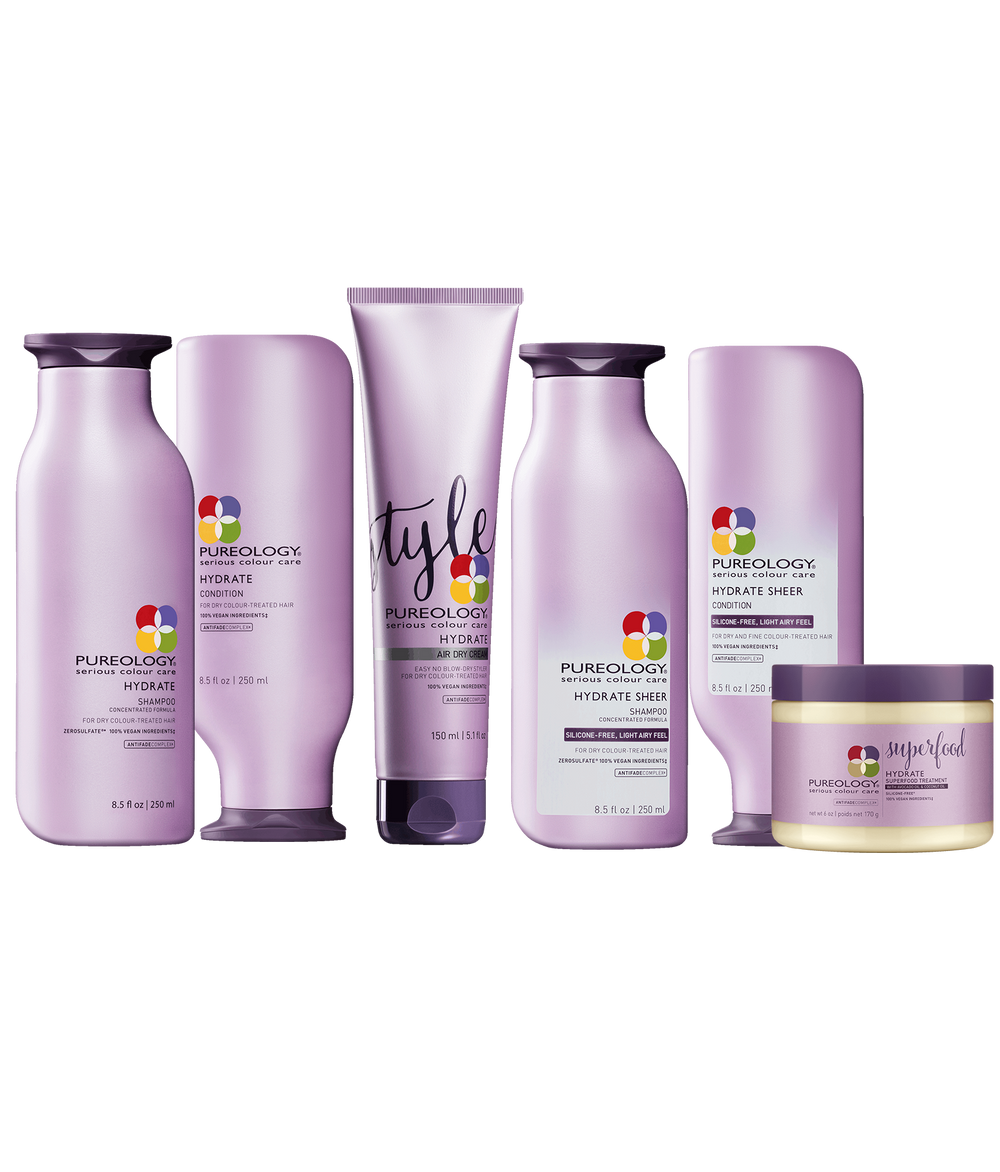 PureOlogy Colour Care Collection