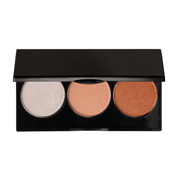 3 WELL STROBING PALETTE