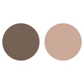2 WELL BROW PALETTE
