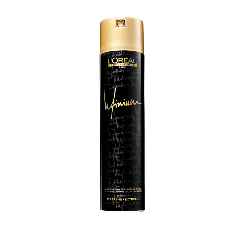 L'Oreal Professionnel Texture Expert Infinium extra-strong Hold Finishing Spray