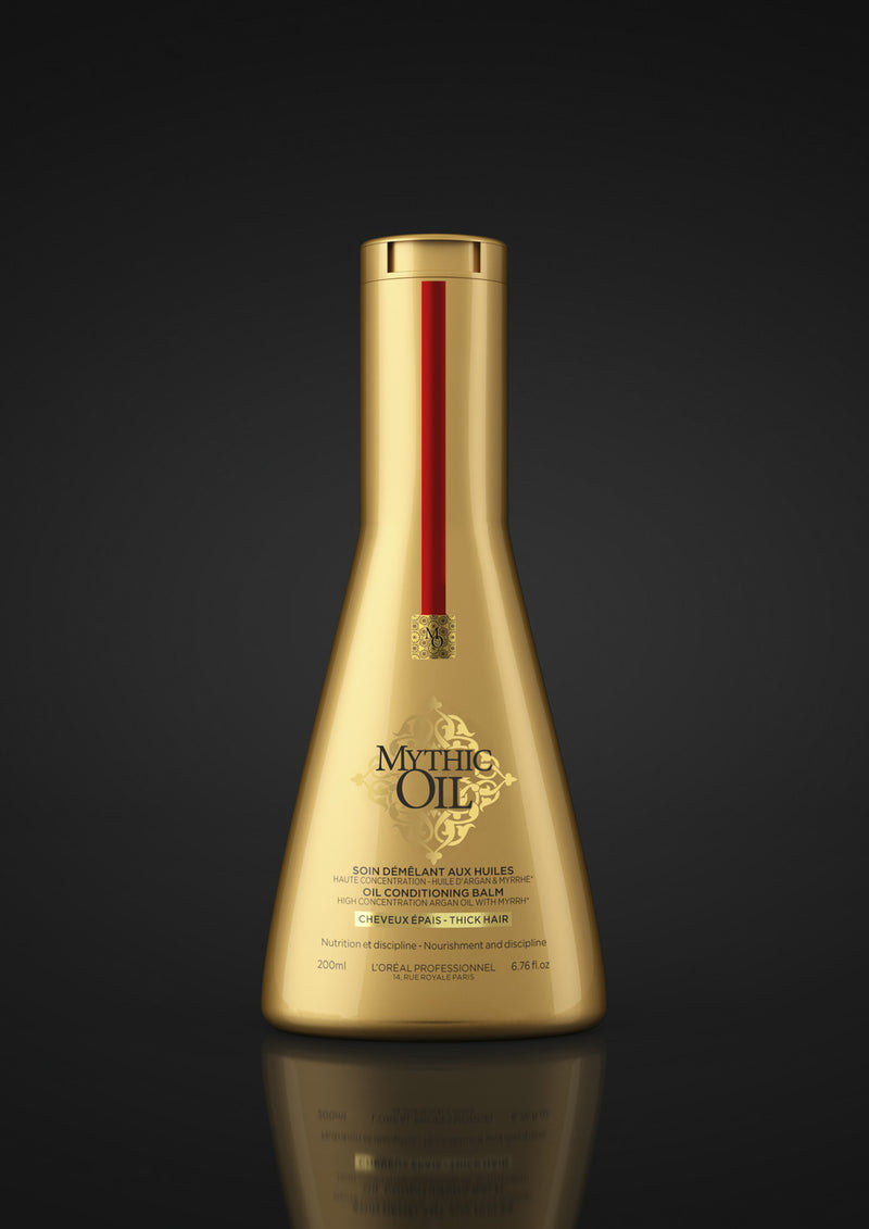 L'Oreal Professionnel Mythic Oil Thick Hair Conditioner 200ml