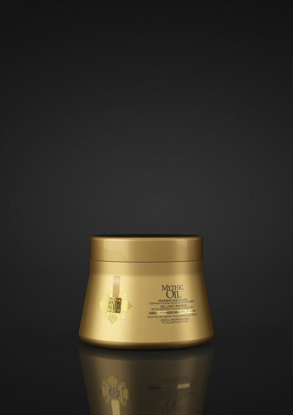 L'Oreal Mythic Oil Mask for Fine Hair 200ml