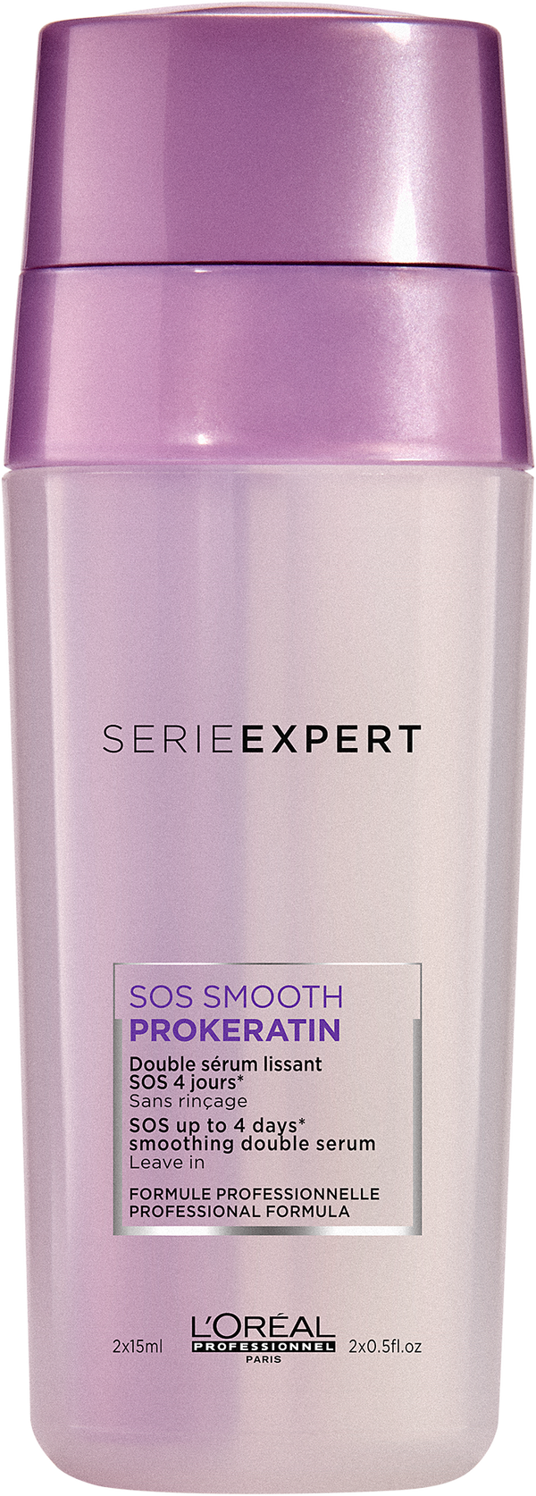 L'Oreal Professionnel Serie Expert Liss Unlimited SOS Smoothing Double Serum