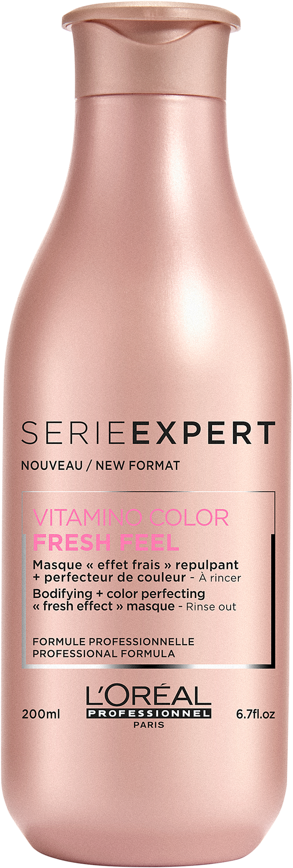 L'Oreal Professionnel Series Expert Vitamino Color Feel Fresh Mask 200ml