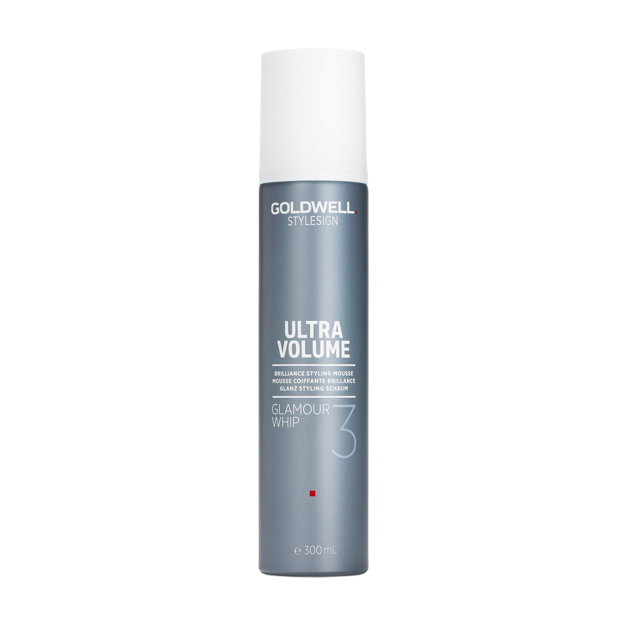 Goldwell Stylesign Ultra Volume Glamour Whip Brilliancve Styling Mousse 300ml