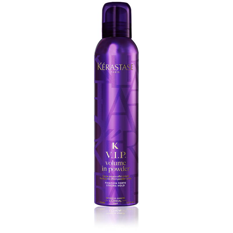 VOLUME  IN POWDER VOLUMIZING SPRAY