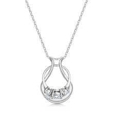 The Bezel Ring Holder Necklace