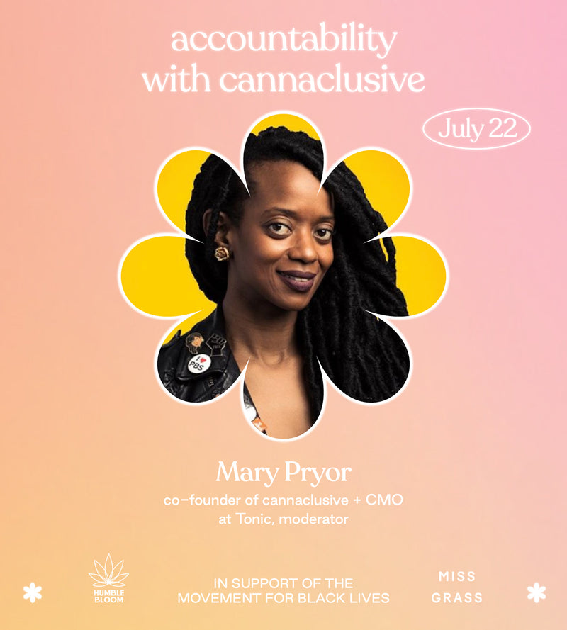Allyship + Weed Summit—Accountability with Cannaclusive