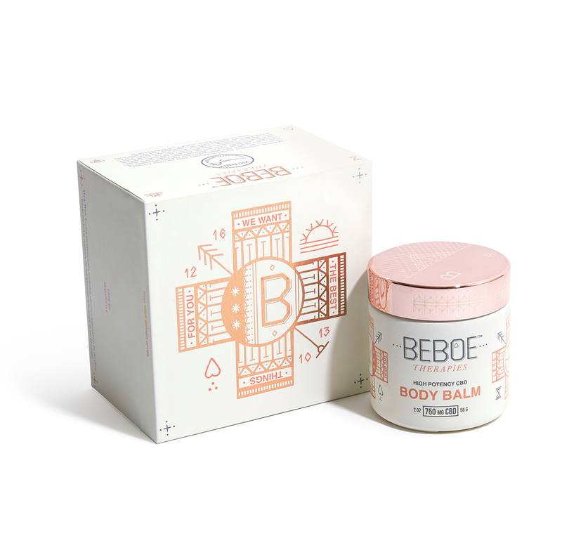 Beboe Body Balm for LPP