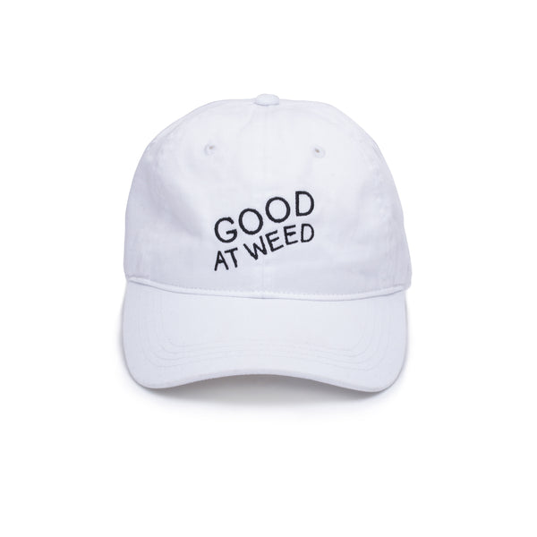 Miss Grass Dad Hat
