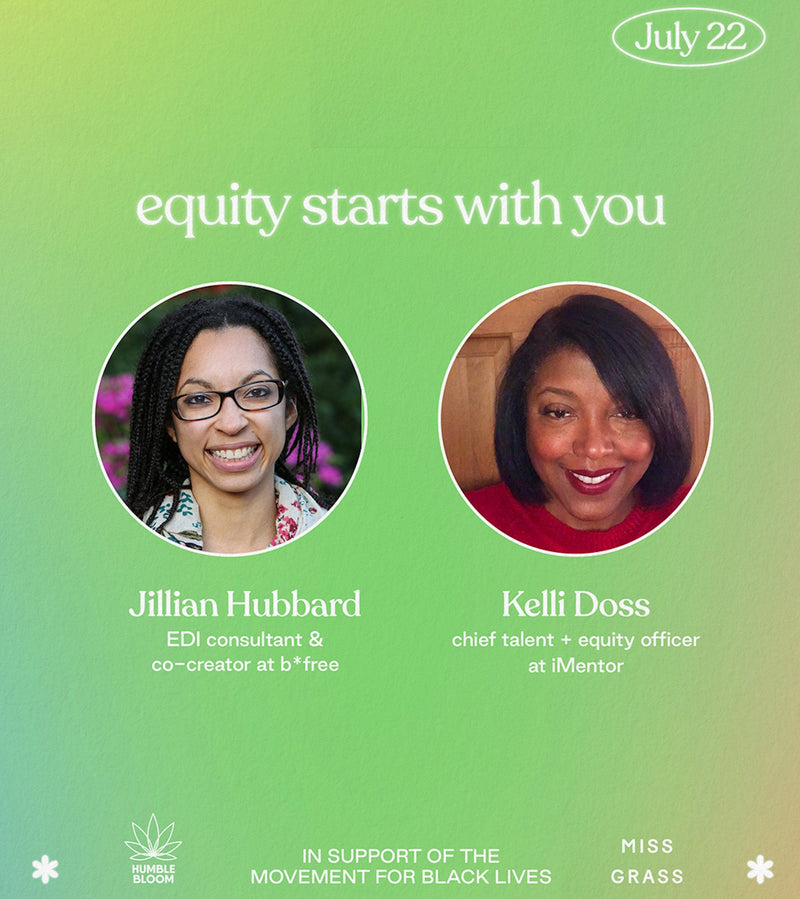 Allyship + Weed Summit—Equity Starts with You
