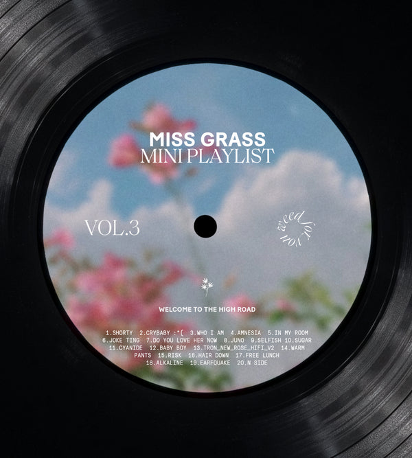 MG mini playlist vol. 3