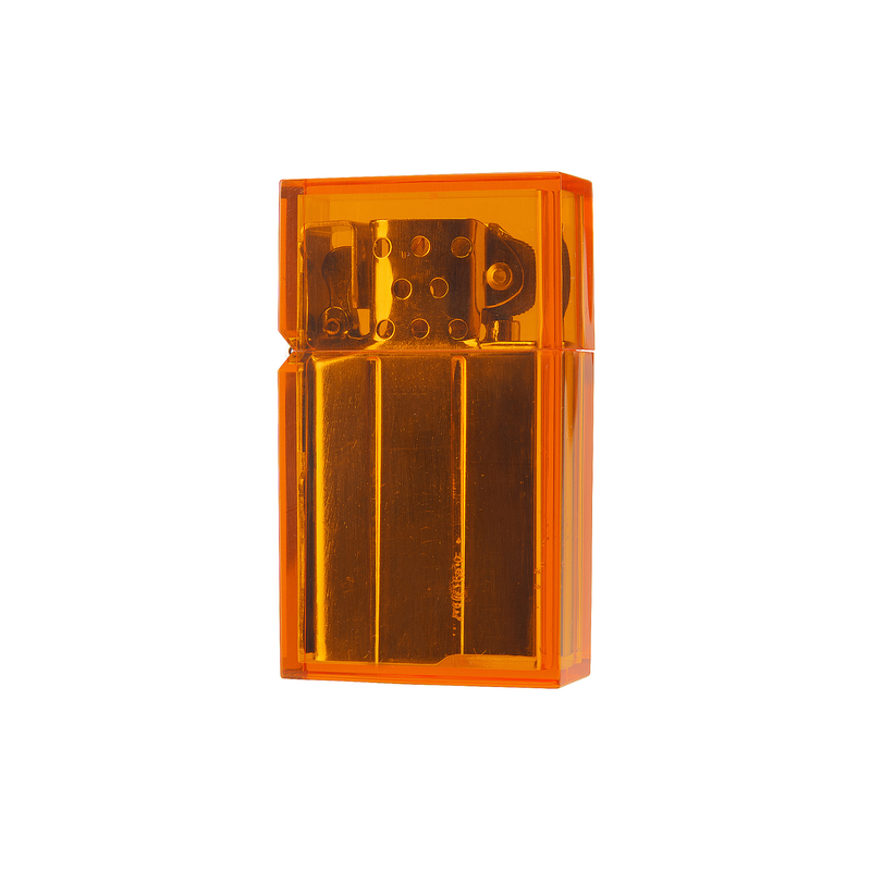 Petrol Lighter - Orange