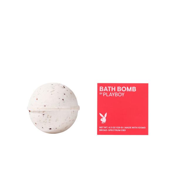 CBD Bath Bomb by Playboy