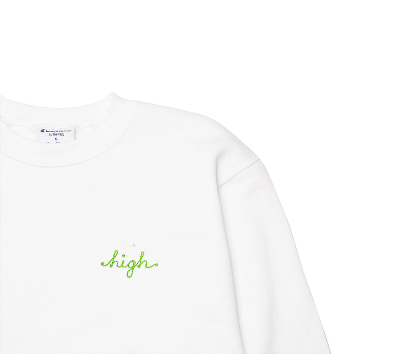"Miss Grass ""HIGH"" Sweatshirt"