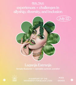 Allyship + Weed Summit—Real Talk: Challenges in Allyship, Diversity, & Inclusion