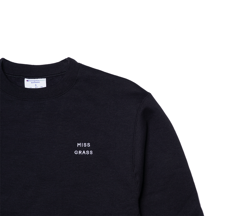MISS GRASS SWEATSHIRT