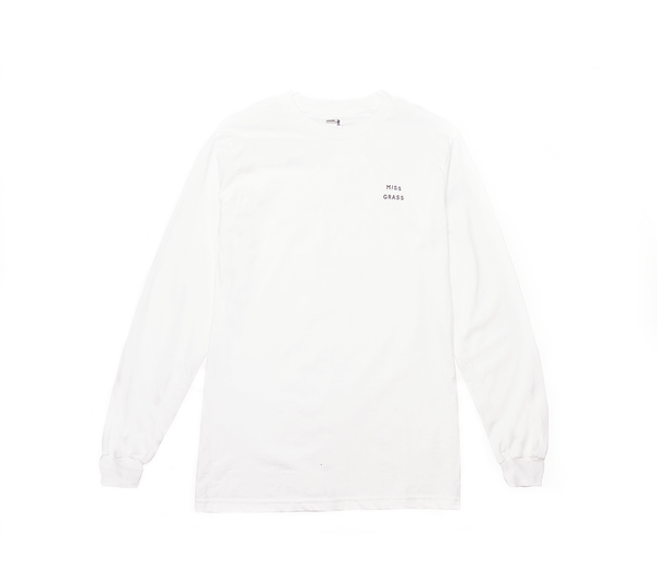 MISS GRASS x NATIONAL BAIL OUT LONG SLEEVE TEE